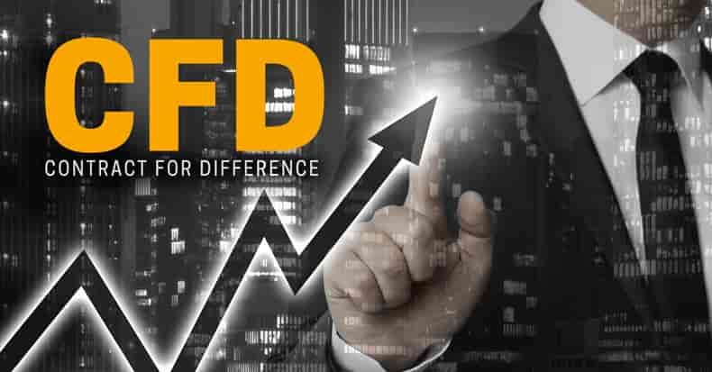 CFD差價合約
