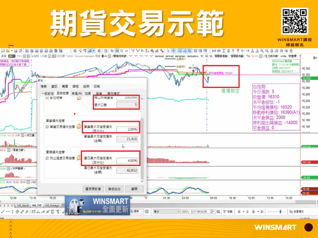 10分鐘學會超好用KD指標,應用在股票和期貨交易_示範