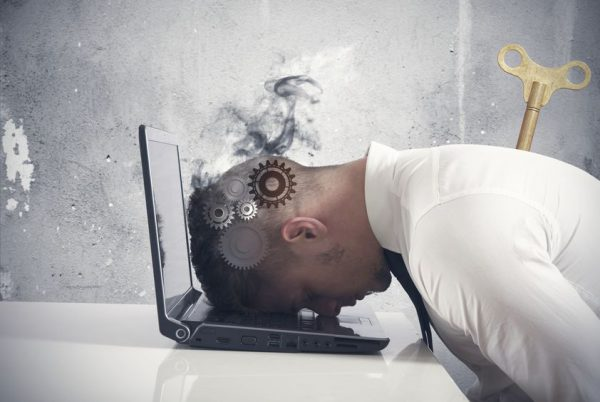 19248784 - concept of stress and difficulty in business